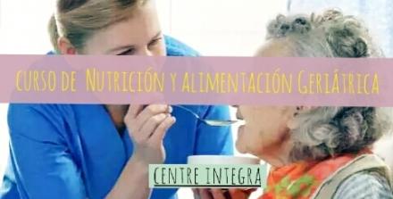 Curso de Nutrición y Alimentación Geriatrica