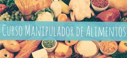 Cartel Curso Manipulador Alimentos